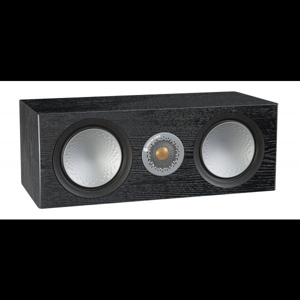 Monitor Audio Silver C150 Centre Speaker Black Oak