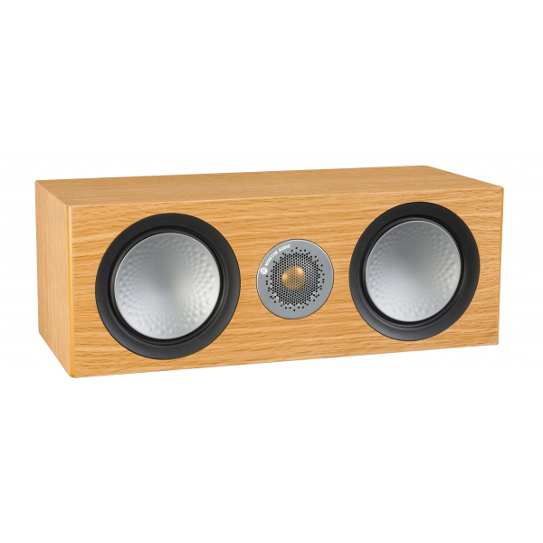 Monitor Audio Silver C150 Centre Speaker Natural Oak