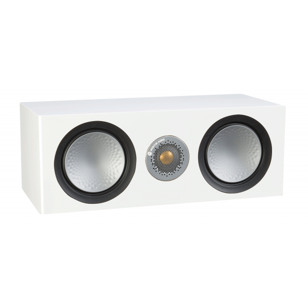 Monitor Audio Silver C150 Centre Speaker Satin White