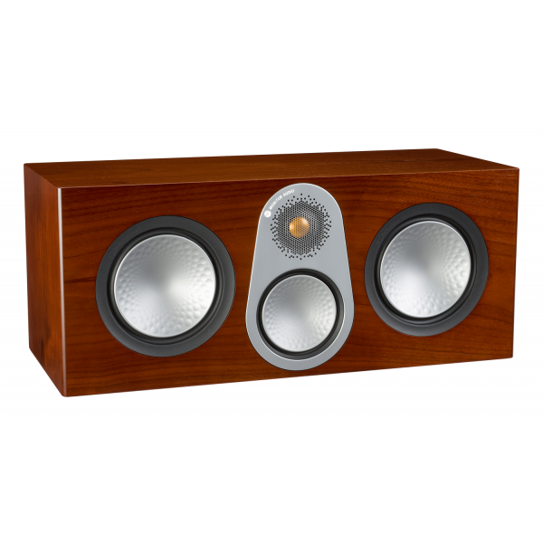 Monitor Audio Silver C350 Centre Speaker Walnut