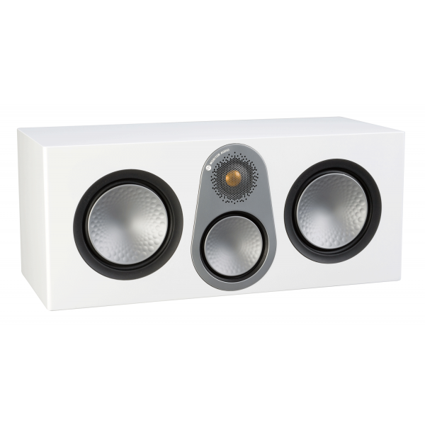 Monitor Audio Silver C350 Speaker (Open Box, Black Oak)