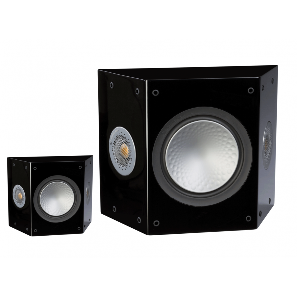 Monitor Audio Silver FX 6G Surround Speakers Black Gloss Pair