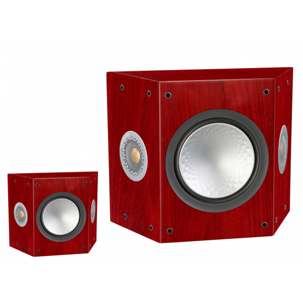 Monitor Audio Silver FX 6G Surround Speakers Rosenut Pair
