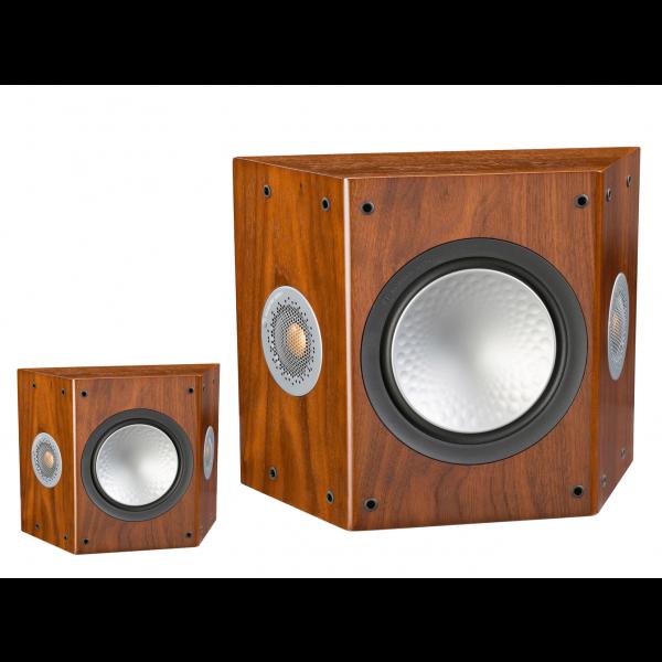 Monitor Audio Silver FX 6G Surround Speakers Walnut Pair