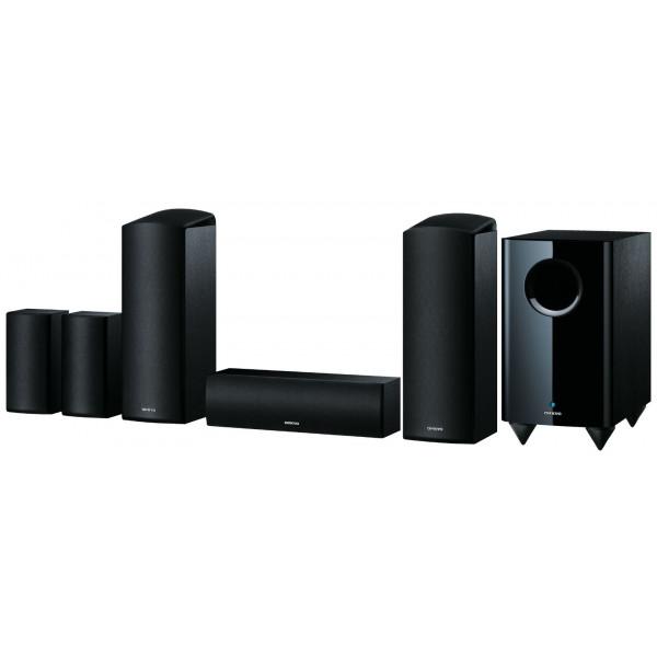 Onkyo SKS-HT588 5.1.2 Channel Home Cinema Dolby Atmos Speaker System