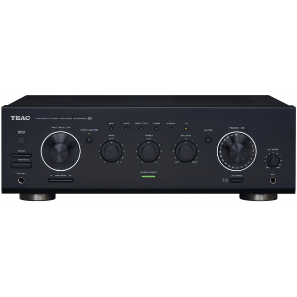 TEAC A-R650 MKII Integrated Amplifier (AR650MKII)