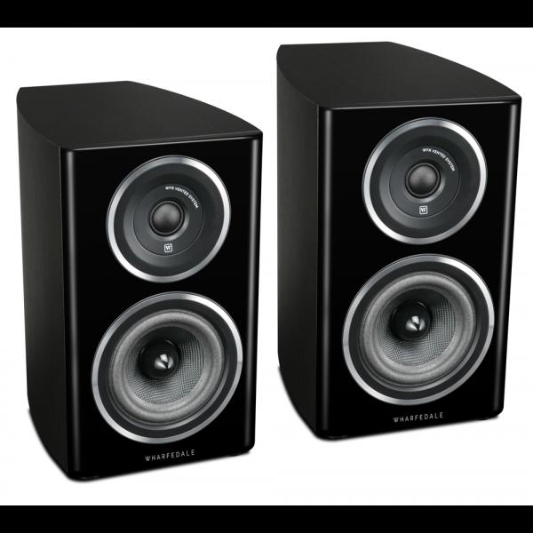 Wharfedale Diamond 11.2 Bookshelf Speakers Black