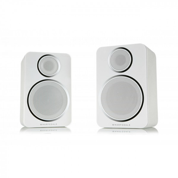 Wharfedale Diamond DX-2 Speakers Pair White