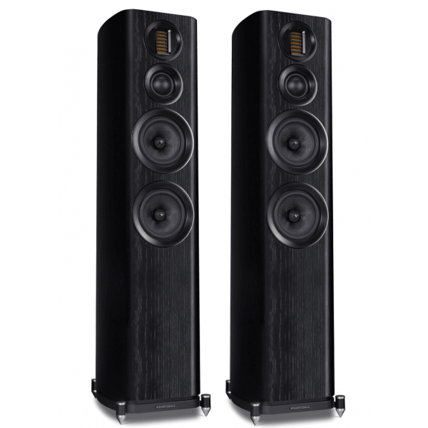 Wharfedale EVO 4.4 Floorstanding Speakers Black