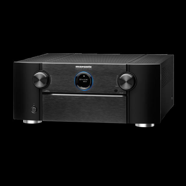 Marantz SR8015 AV Receiver (Open Box, Black)