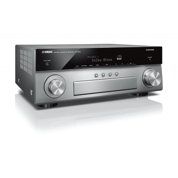 Yamaha RX-A880 Aventage AV Receiver Titanium MusicCast