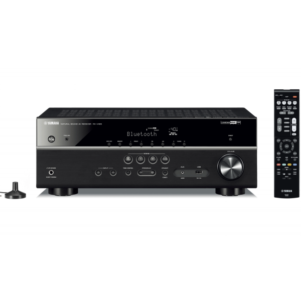 Yamaha RX-V485 AV Receiver MusicCast