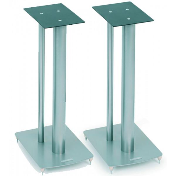 SoundStyle Z2 Speaker Stands (Silver)