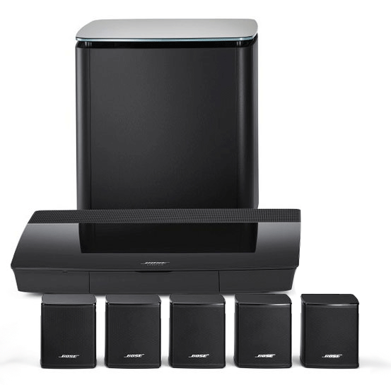 bose lifestyle 12 speaker stands