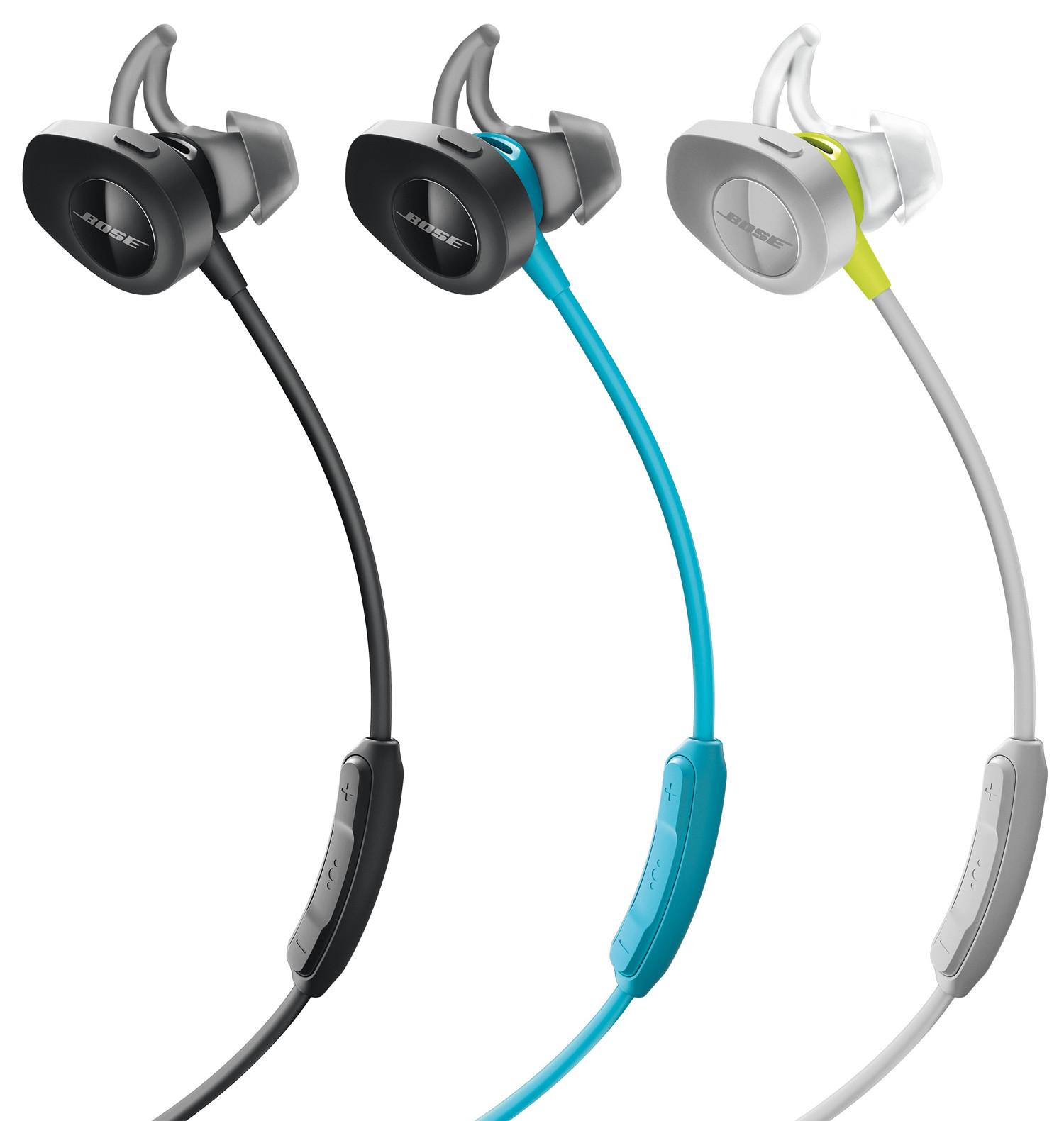 2ef7c48411c Bose SoundSport wireless headphones NFC Bluetooth