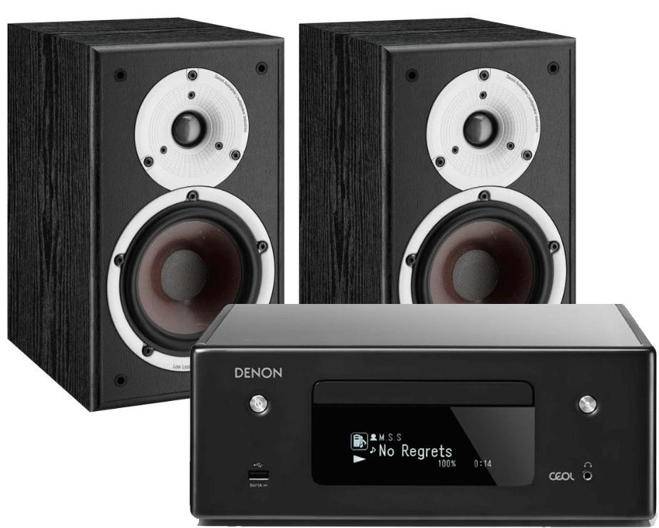 Denon RCD-N10 w/ Dali Spektor 2 Speakers