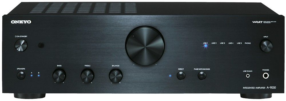 onkyo a 9030. Onkyo A-9030 Integrated Stereo Amplifier A 9030