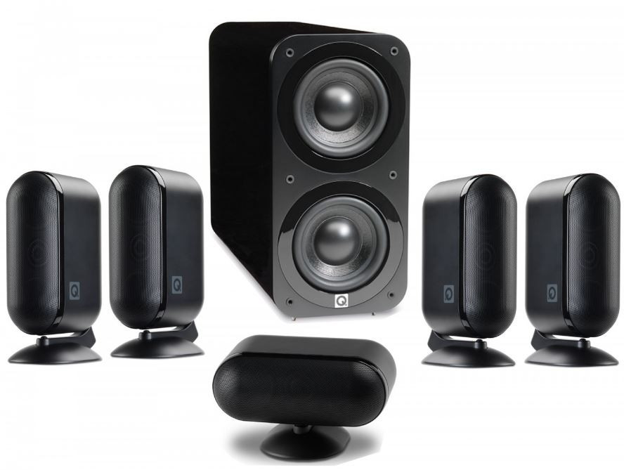 Q Acoustics 7000i PLUS Speaker Package (5 1)