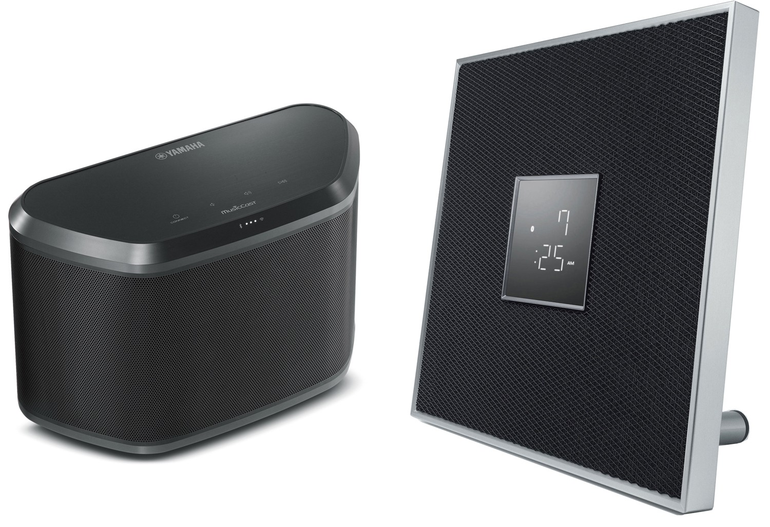 Yamaha MusicCast Duo WX-030 + ISX-80 - Active   Wireless Speakers ... f993692f5ce22
