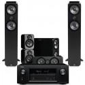 Denon AVR-X2300W AV Receiver w/ Q Acoustics 3050 Speaker Package 5.1