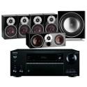 Onkyo TX-NR656 AV Receiver w/ Dali Zensor 1 Speaker Package 5.1