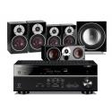 Yamaha RX-V681 AV Receiver w/ Dali Zensor 3 Speaker Package 5.1