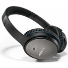Bose QC25 headphones for Samsung / Android (Open Box, Black)