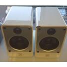 Q Acoustics Concept 20 Speakers (White, Damaged)