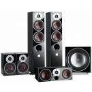 Dali Zensor 5 Speaker Package (Open Box) (5.1)