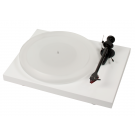 Pro-Ject Debut Carbon Espirit SB Turntable (Open Box, Gloss White)