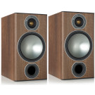 Monitor Audio Bronze 2 Speakers (Open Box, Walnut)
