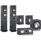 Monitor Audio Bronze 5 AV Package (Open Box, Black Oak)