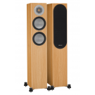 Monitor Audio Silver 200 Speakers (Damaged, Natural Oak)