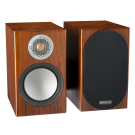 Monitor Audio Silver 50 Speakers (Open Box, Walnut)