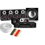 Marantz NR1608 AV Receiver w/ Dali Zensor 1 Speaker Package 5.1