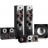 Dali Zensor 5 Speaker Package (5.1) with E12 subwoofer