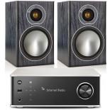 Denon DRA-100 w/ Monitor Audio Bronze 1 Speakers