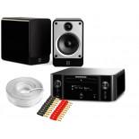 Marantz MCR611 w/ Q Acoustics Concept 20 Speakers
