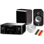Marantz MCR611 w/ Q Acoustics 3020 Speakers