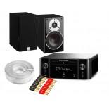 Marantz MCR611 w/ Dali Zensor 3 Speakers