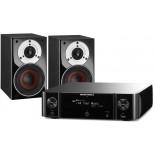 Marantz MCR511 w/ Dali Zensor Pico Speakers