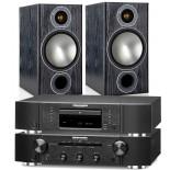 Marantz PM5005 & CD5005 & Monitor Audio Bronze 2 Speakers