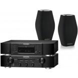 Marantz PM5005 & CD5005 & Monitor Audio MASS Speakers