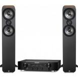 Marantz PM6006 Amplifier w/ Q Acoustics 3050 Speakers