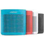 Bose SoundLink Colour II Bluetooth Speaker
