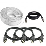 (3 x HDMI, 30m Speaker Cable, 3m Subwoofer Cable)