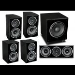 Wharfedale Diamond 11.2 HCP 5.1 Speaker Package