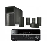 Yamaha RX-V683 AV Receiver w/ Bose Acoustimass 10 Series V (AM10)