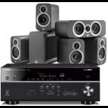 Yamaha RX-V685 AV Receiver w/ Q Acoustics 3010i Cinema Pack 5.1