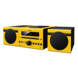 Yamaha MCR-B043D Hifi System (Yellow, Open Box)